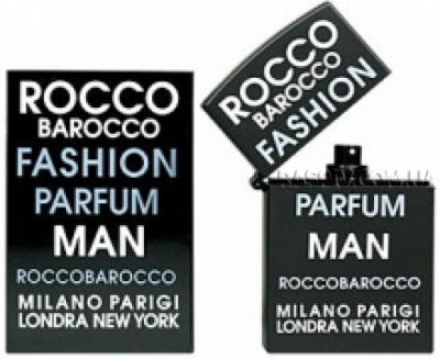 Roccobarocco Fashion Parfum Man