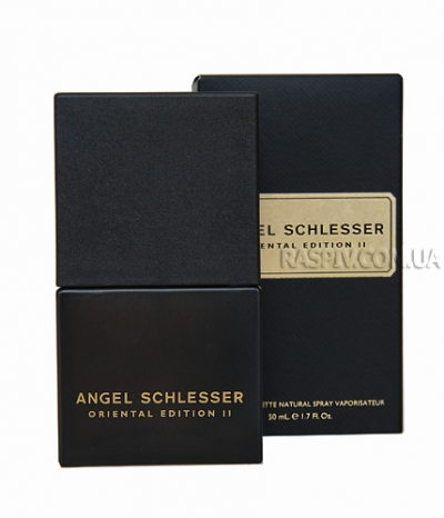 Angel Schlesser Oriental Edition II