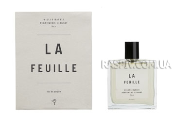 Miller Harris The Perfumer's Library La Feuille